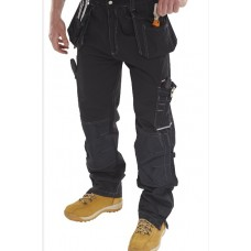 SHAWBURY MULTI PURPOSE TROUSER BLACK
